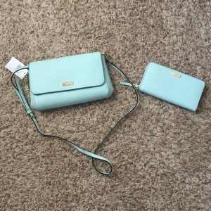 Kate Spade crossbody with wallet